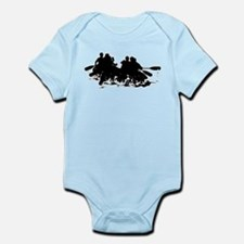 Whitewater Rafting Infant Bodysuit
