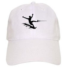 Water Skiing Baseball Cap