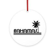 Cool Nassau bahamas Ornament (Round)