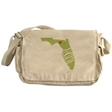 Florida Home Messenger Bag