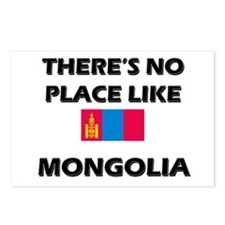 There Is No Place Like Mongolia Postcards (Package