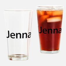 iJenna Drinking Glass