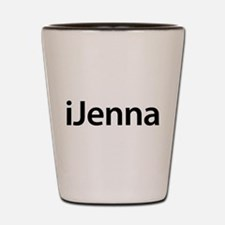 iJenna Shot Glass