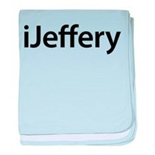 iJeffery baby blanket