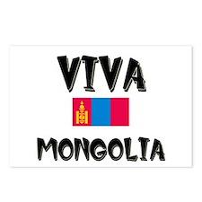 Viva Mongolia Postcards (Package of 8)