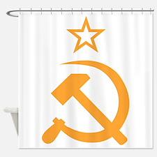Soviet Shower Curtain