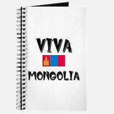 Viva Mongolia Journal