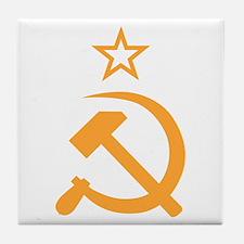 Soviet Tile Coaster