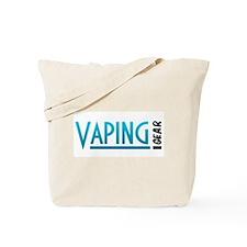 Vaping Gear Logo Tote Bag
