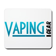 Vaping Gear Logo Mousepad