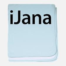 iJana baby blanket