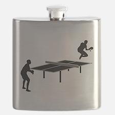Ping Pong Flask