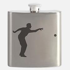 Petanque Flask