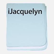 iJacquelyn baby blanket