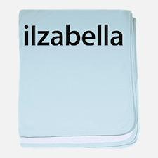 iIzabella baby blanket