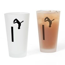 Parkour Drinking Glass