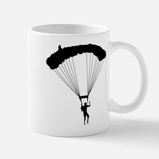 Parachuting Mug