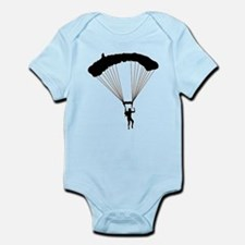 Parachuting Infant Bodysuit