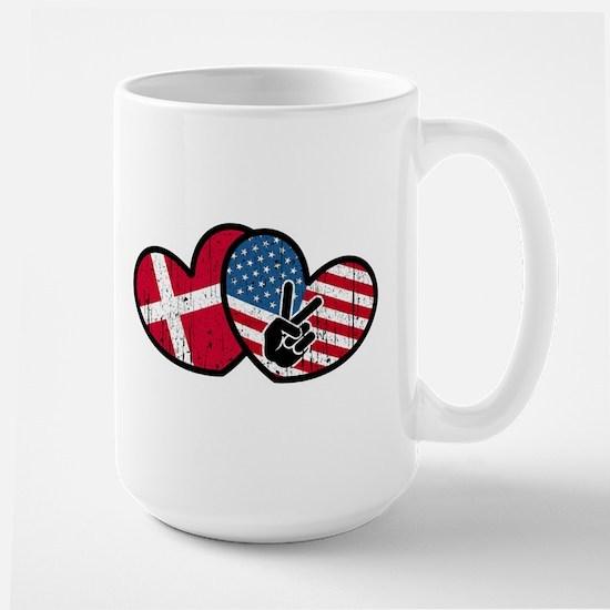 danish american Mugs