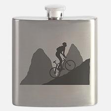 Mountain Biking Flask