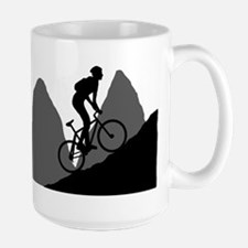 Mountain Biking Mug