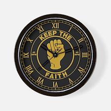 krrpthrfsaithclockgold.png Wall Clock