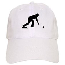Lawn Bowl Baseball Cap
