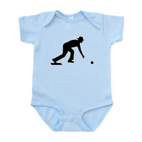 Lawn Bowl Infant Bodysuit
