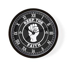 krrpthrfsaithclockbw.png Wall Clock