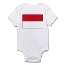Flag of Monaco Infant Bodysuit