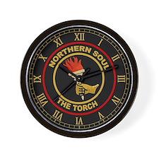thetorchclock.png Wall Clock