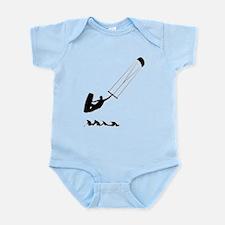 Kite Surfing Infant Bodysuit