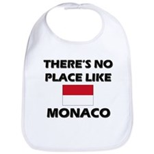 Flag of Monaco Bib
