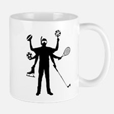 Multi-Talented Sportsman Mug