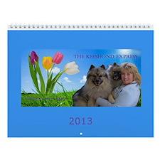 2013 TKE Calendar 2 Wall Calendar