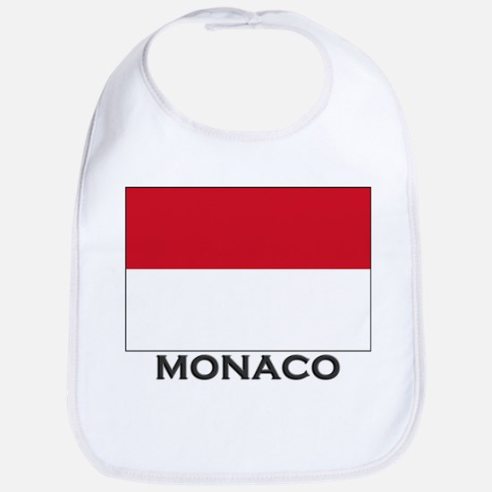 Monaco Flag Gear Bib