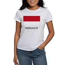 Monaco Flag Gear Tee