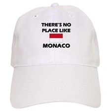 There Is No Place Like Monaco Baseball Cap