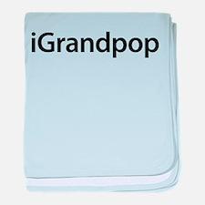 iGrandpop baby blanket