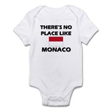 There Is No Place Like Monaco Infant Bodysuit