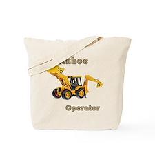 Backhoe Tote Bag