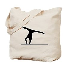 Gymnastic - Floor Exercise Tote Bag