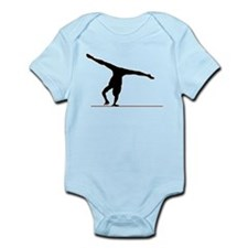 Gymnastic - Floor Exercise Infant Bodysuit