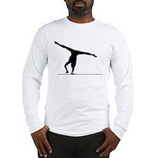 Gymnastic - Floor Exercise Long Sleeve T-Shirt