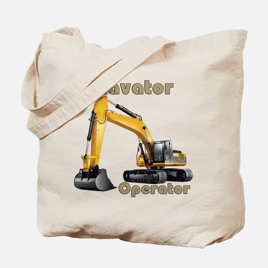 The Excavator Tote Bag