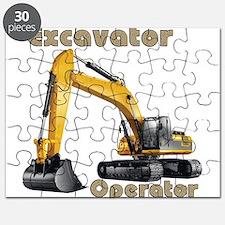 The Excavator Puzzle