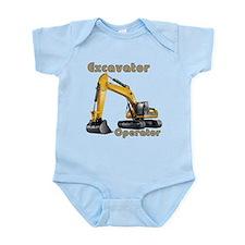 The Excavator Infant Bodysuit