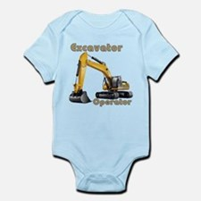 The Excavator Infant Bodysuit