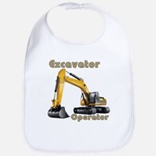 The Excavator Bib