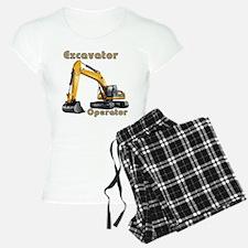 The Excavator Pajamas